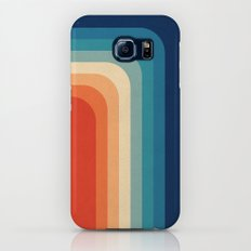 Retro 70s Color Palette III Galaxy S8 Slim Case