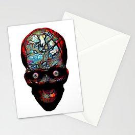 Throbbing Headache Stationery Cards