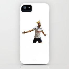 Harry Kane King iPhone Case