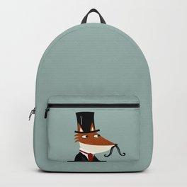 Gentleman Fox Takes a Stroll Backpack
