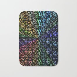 Joshua Tree Arco Iris by CREYES Bath Mat