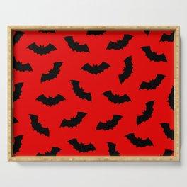 Vampire Bats Serving Tray