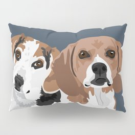 Lucy and Rocco Pillow Sham