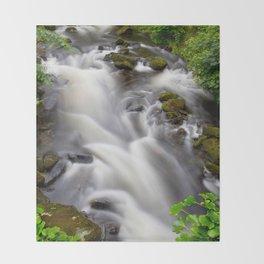 Welsh Falls Throw Blanket