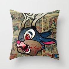JackaThumper Throw Pillow