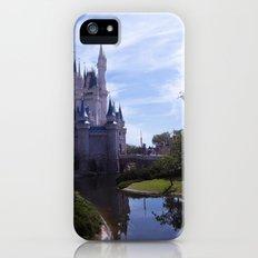 Cinderella's Castle iPhone (5, 5s) Slim Case