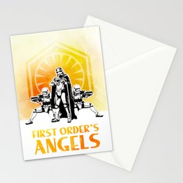 First Order's Angels Stationery Cards