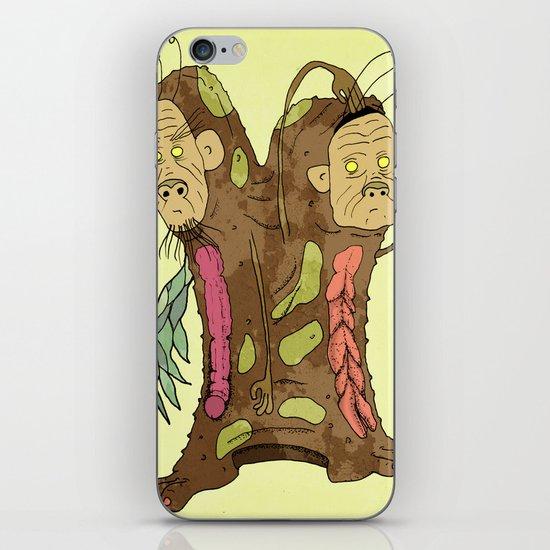 Androgyny iPhone Skin