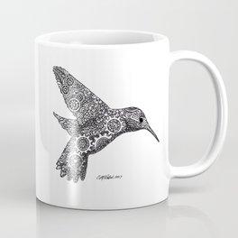Clockwork Hummingbird Coffee Mug