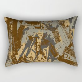 After the rain Rectangular Pillow