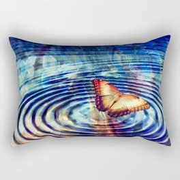 Butterfly Butterfly  Rectangular Pillow