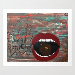 """Woman Empowerment"" Art Print"
