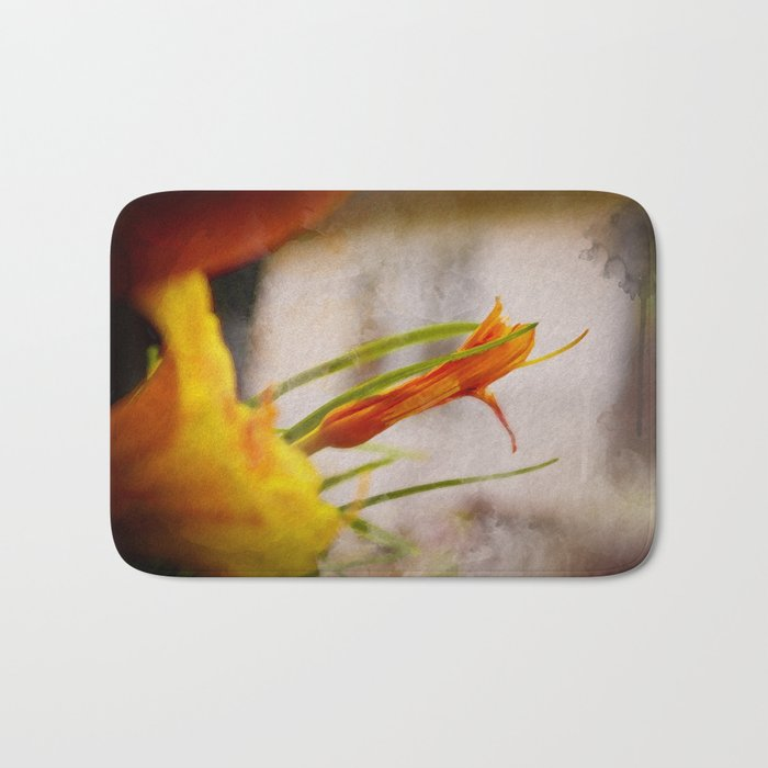 Dawn Lily Bath Mat