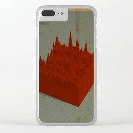 Lab 79 Clear iPhone Case