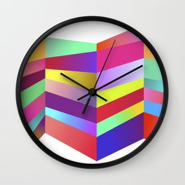 Impossible No. 1 Wall Clock