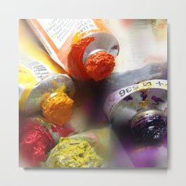 color your life Metal Print