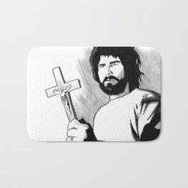 Bless This House And All Who Enter Here  Bath Mat
