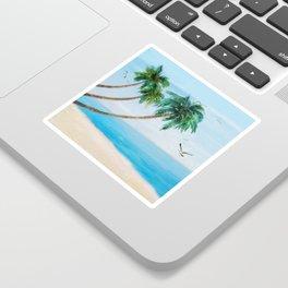 Palm Trees 2 Sticker