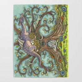 DRAGON TREE Poster