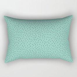 Gertrude Stein - Hairy Legs Rectangular Pillow