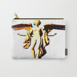 Victoria Alada  ( Winged Victory) Carry-All Pouch