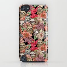 Because Sloths Slim Case iPod touch