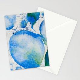 Blue Study Stationery Cards