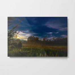 Tennesse Sunrise Metal Print