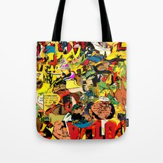 OUTLAW WOMEN Tote Bag