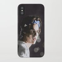 harry iPhone & iPod Cases featuring Harry by Judit Mallol