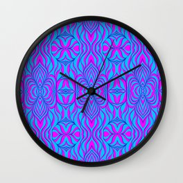 Drink Your Drink Wall Clock