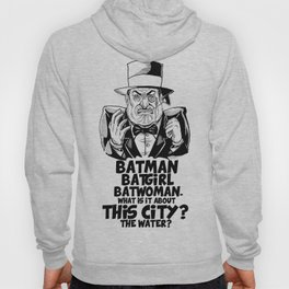 Classic Oswald Cobblepot: The Penguin Hoody