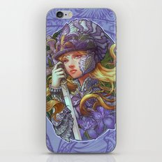 Iris Knight iPhone & iPod Skin