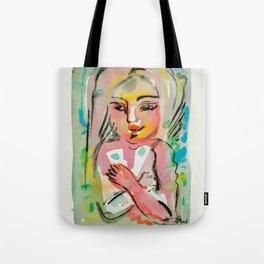 Yearning - Naive Tote Bag