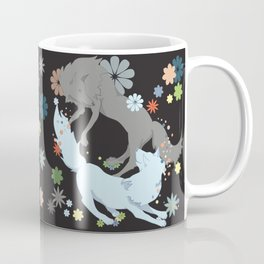 Springtime at wolves Mug