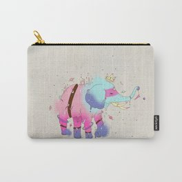 SPACE ELEPHANT Carry-All Pouch