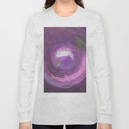Abstract Mandala 106 Long Sleeve T-shirt