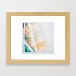 Clouded Judgement No. 2 Framed Art Print