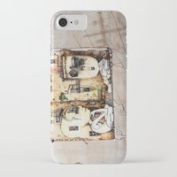 kids iPhone & iPod Cases featuring Kids by Andreas Derebucha