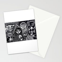 AGUIZOTES Stationery Cards