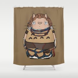 Toto Aloy Shower Curtain