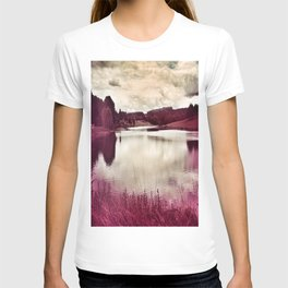 River of Pink T-shirt