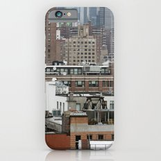 Busy city, NYC Slim Case iPhone 6s