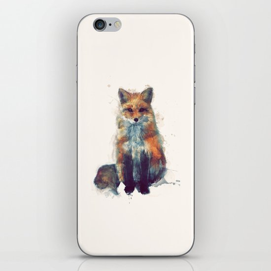 Fox iPhone & iPod Skin