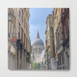 St Paul's, London Metal Print