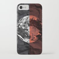 globe iPhone & iPod Cases featuring Globe by journohq