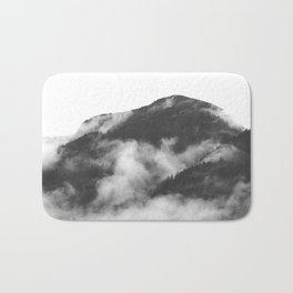 Foggy Mountain Bath Mat