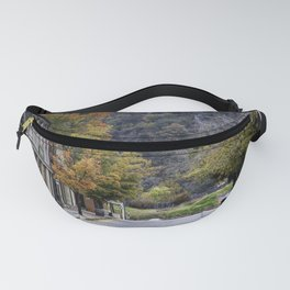 Harpers Ferry, West Virginia in the Fall Fanny Pack