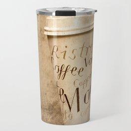 For the Love of Coffee Travel Mug