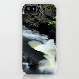 Silky iPhone Case